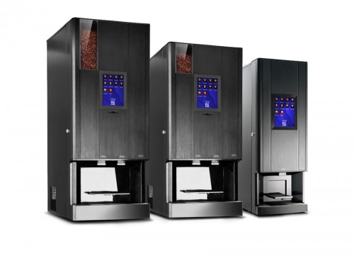 CQube maskiner fra Crem International