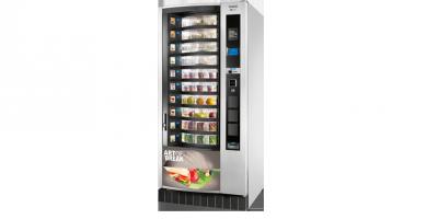 Vare- og brusautomater